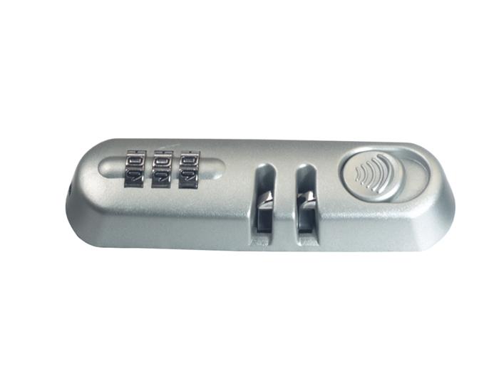 箱包五金配件拉链用锁L732P