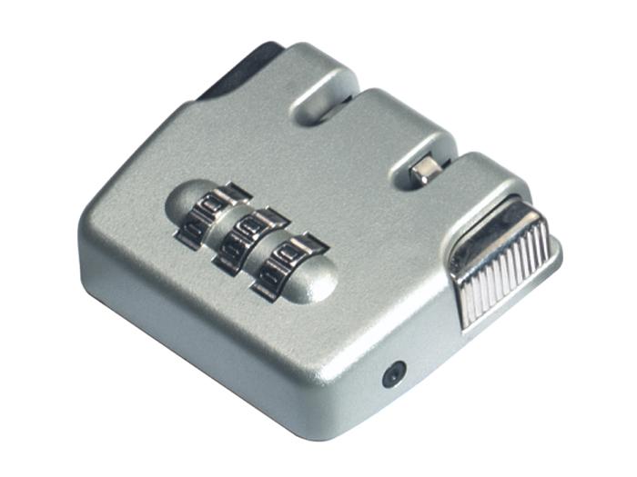 箱包五金配件拉链用锁L738Z