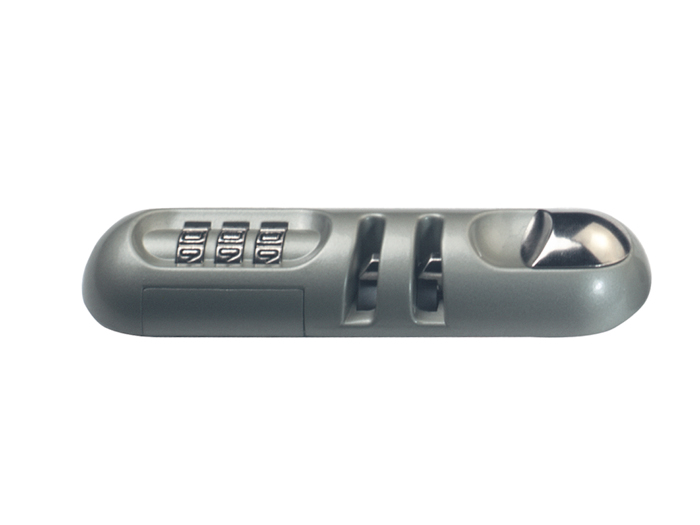 箱包五金配件拉链用锁L731Z