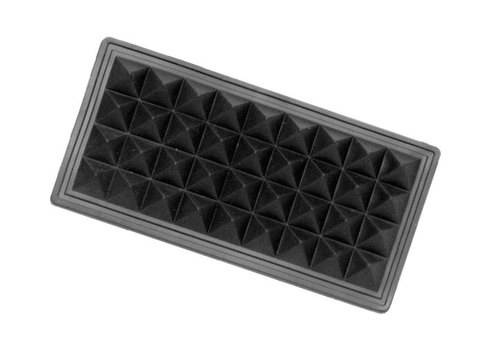 箱包塑胶配件肩垫M009P