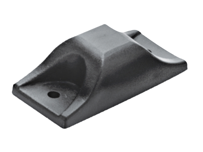 箱包塑胶底部配件脚座N061P