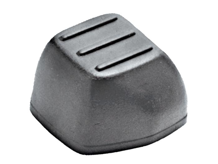 箱包塑胶底部配件脚座N067P