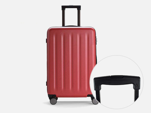 爱华仕行李箱拉杆定制案例